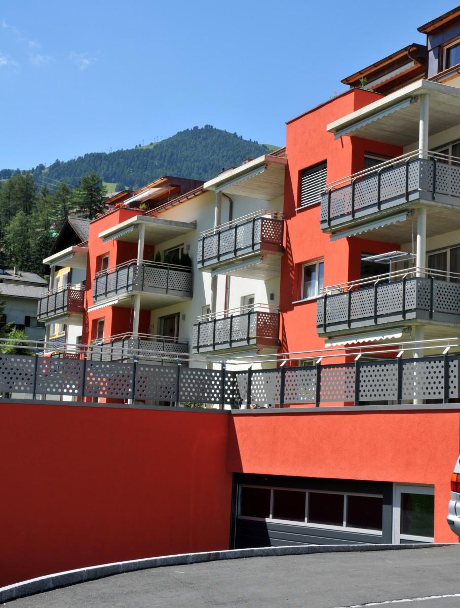 Neubau mehrfamilienhaus architectura castellani for Mehrfamilienhaus neubau